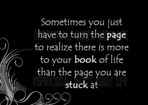 Turn over a new leaf and write a book of life worth reading: Write A ...
