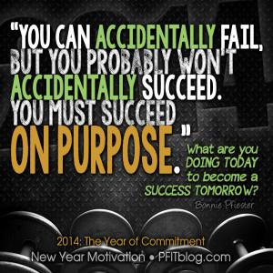 PFITblog » SUCCEED ON PURPOSE