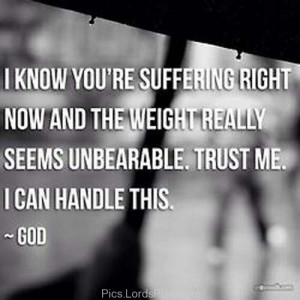 Trust me, God can Heal the Pain, This picture is for everyone who are ...