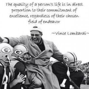 Another great quote from a great man!