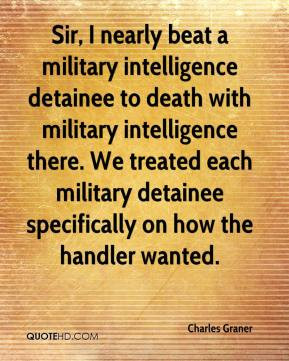 military intelligence detainee to death with military intelligence ...