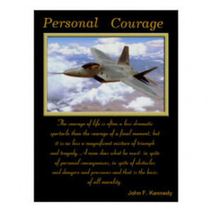 Personal Courage Posters 11