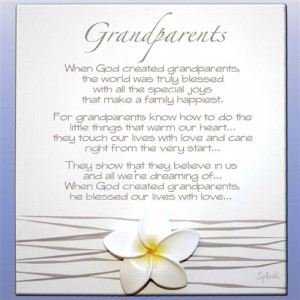Grandparents Quotes And Poems Grandparents Poems and Quotes