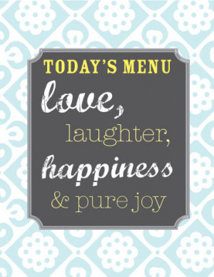 Chalkboard quotes with designs quotesgram for 8x10 kitchen designs