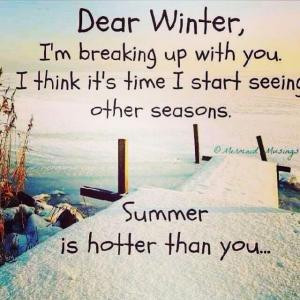 39 m Breaking Up with You Dear Winter