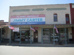 Jimmy Carter Timeline – Family