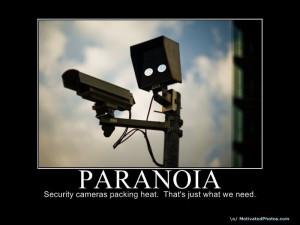 Paranoid Security Camera