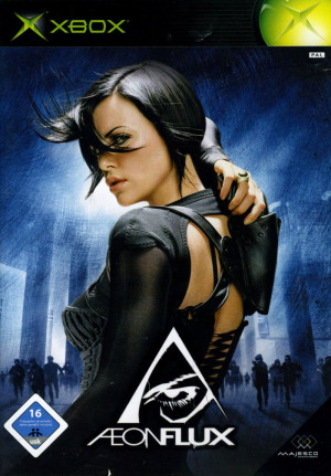 Charlize Theron stars in quot Aeon Flux quot