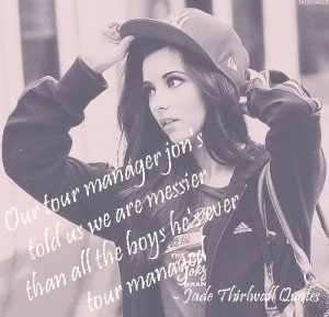 Jade Quotes♥ - little-mix Photo