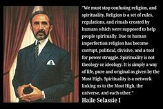 Haile Selassie I I think I like this guy :) More