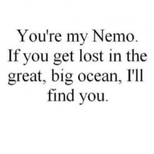 Love quotes nemo - Control love and emotions... Click the pic for more ...