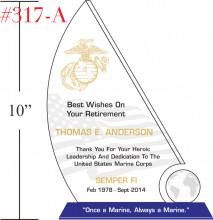 marine corps retirement plaques source http quoteimg com marine ...