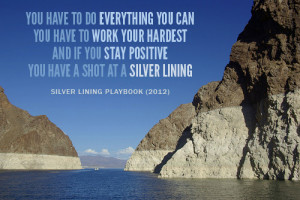 Silverlining Quotes Sayings