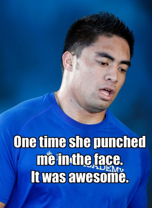 The Manti Te'O story as told in Mean Girls quotes. @Hannah Lamberty ...