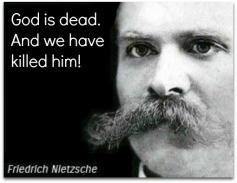 Nietzsche (God is dead) 183h