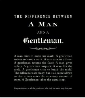 Gentleman quotes Bold statements ★★★★★