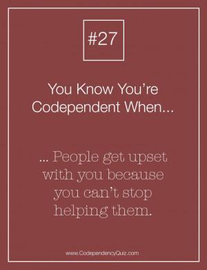 Found Codependencyquiz