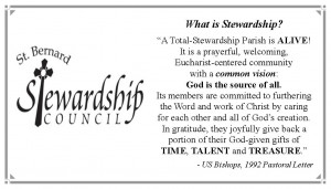 Stewardship Council Mission Statement