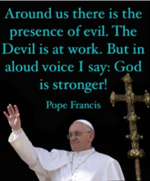 Pope Francis quoteGod Is, Quotes Pope Francis, Stronger, Inspiration ...