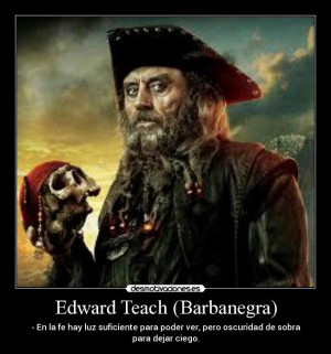 Edward Teach Barbanegra