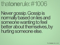 gossip quotes