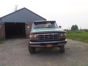 Powerstroke Diesel Truck