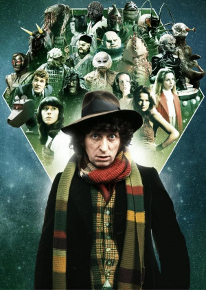 The Fourth Doctor was the most popular of the classic series Doctors ...