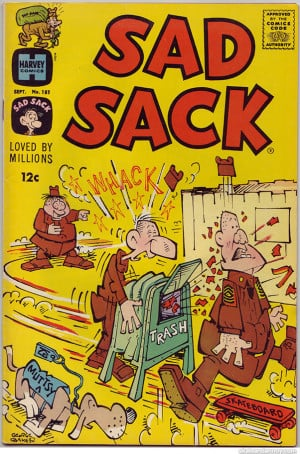 sad sack 292web jpg read sad sack ic strips at