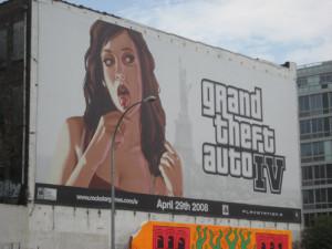 Gta Iv Billboard