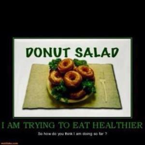 My kind of salad.....