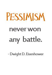 Pessimism Quote