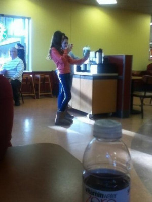 Barista's Worst Nightmare in 12 Pictures: White Girls at Starbucks