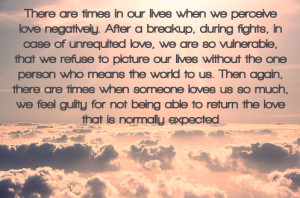 Complicated Love Quotes and sayings