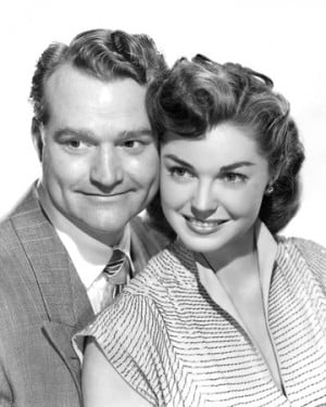 Red Skelton and Esther Williams in Neptune's Daughter - order from ...