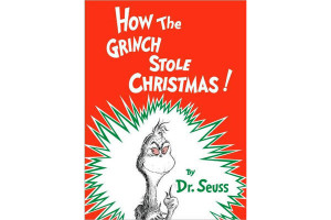 ... from how the grinch stole christmas maybe christmas he thought doesn t
