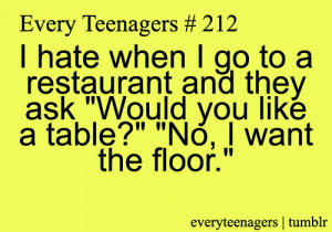 cute, funny, quotes, reality, restaurant, tables