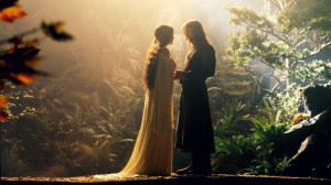 ... éditeur de Tolkien conseillait d'abandonner la romance Arwen-Aragorn