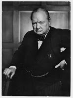 Many people will have seen the claim that Winston Churchill said the ...