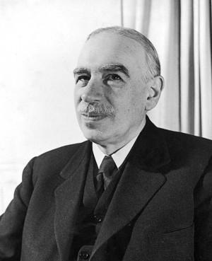 Birth of Economist John Maynard Keynes Featured Hot