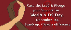 Home > Calendar > World Aids Day > World Aids Day Quotes