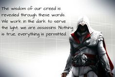 assassin s creed quotes google search more assassins creed quotes ...