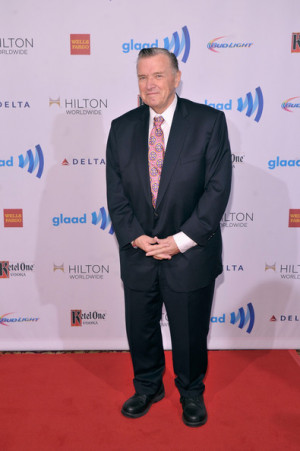 David Mixner David Mixner attends the 25th Annual GLAAD Media Awards