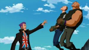 ... superman vs the elite characters manchester black superman vs the