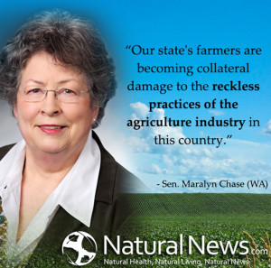 Our state's farmers are becoming collateral damage to the reckless ...