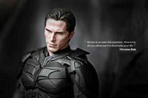 Justice League movie part 3- Retire the Bat.