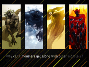 Monster Quotes Picture