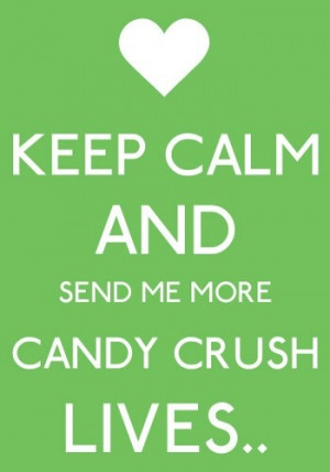 Candy Crush..why did I start this!!