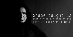 Harry Potter Snape Quotes (1)