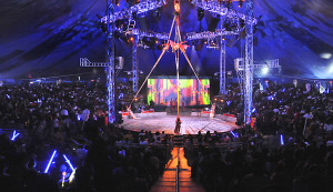 Universal Soul Circus Tent Mall
