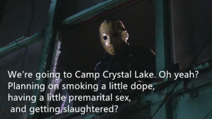 Friday The 13th These Top Funny Friday The 13th Movie Quotes Below